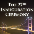 The 27th Inauguration Ceremony