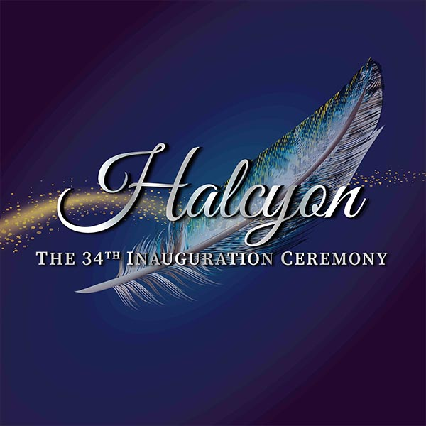 The 34th Inauguration Ceremony