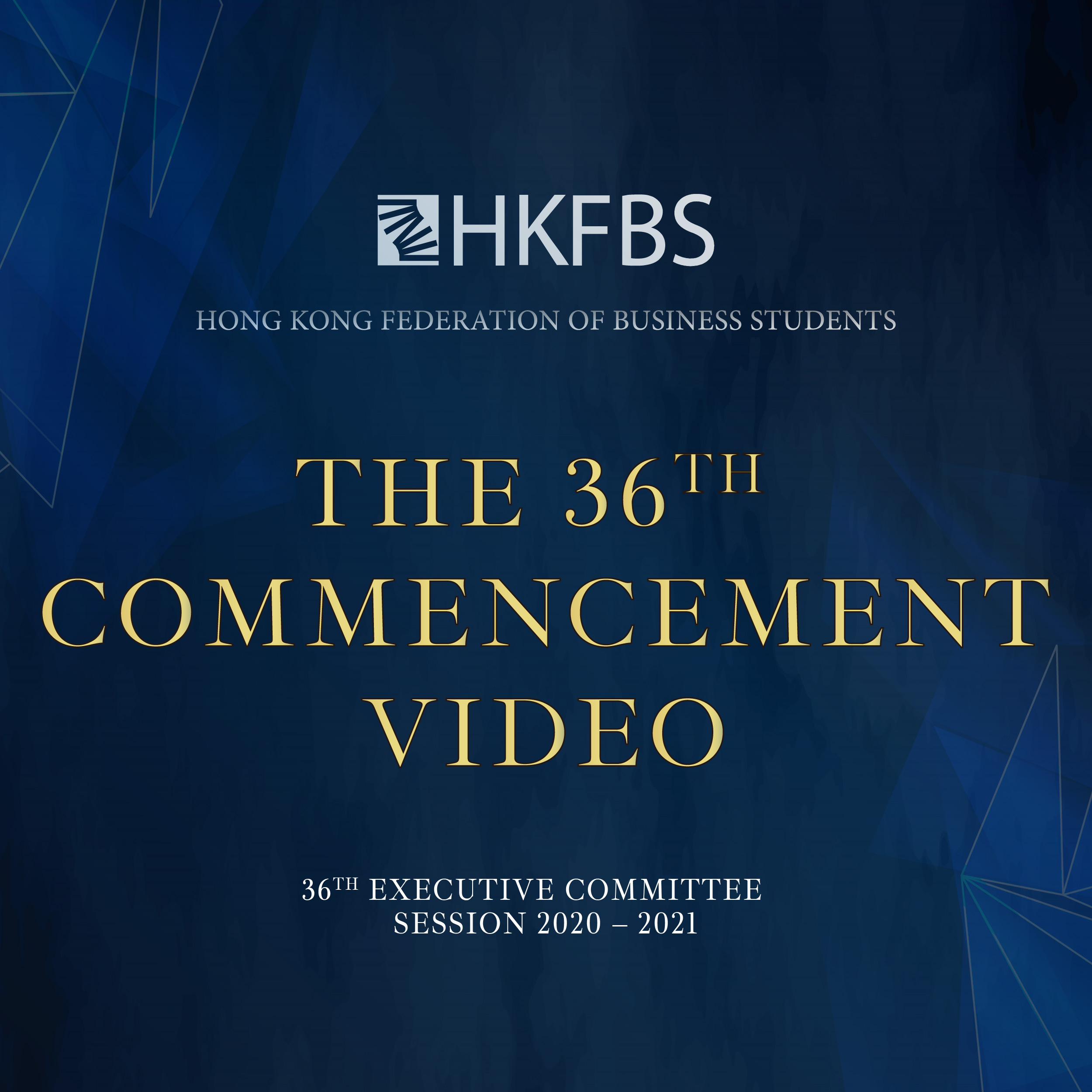 The 36<sup>th</sup> Commencement Video