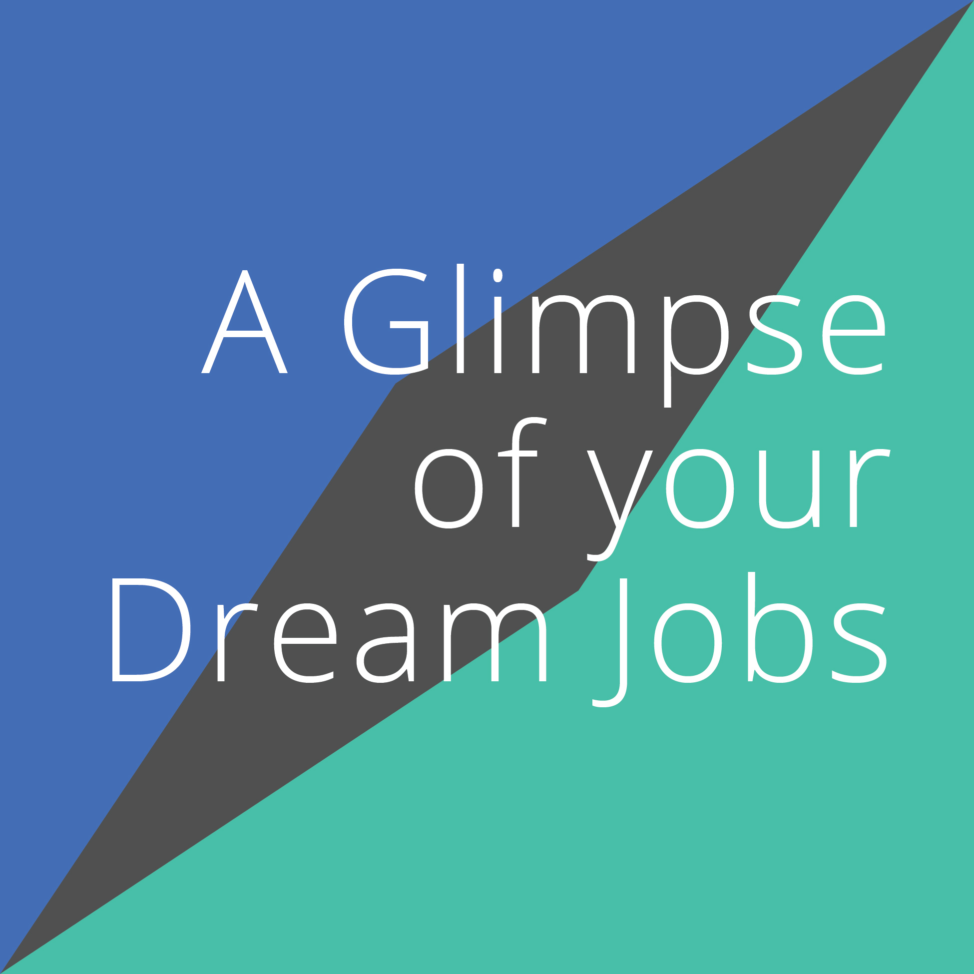 Industry Sharing – A glimpse of your dream job by XpRelay