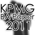 Business Administration Paper 2011