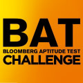 Bloomberg Aptitude Test Challenge