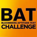 HKFBS Bloomberg Aptitude Test Challenge