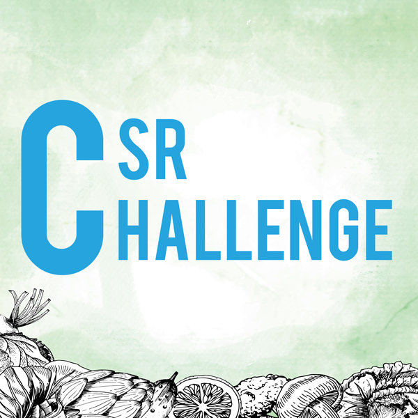 CSR Challenge 2017 - Responsible Eating Sustainable Living