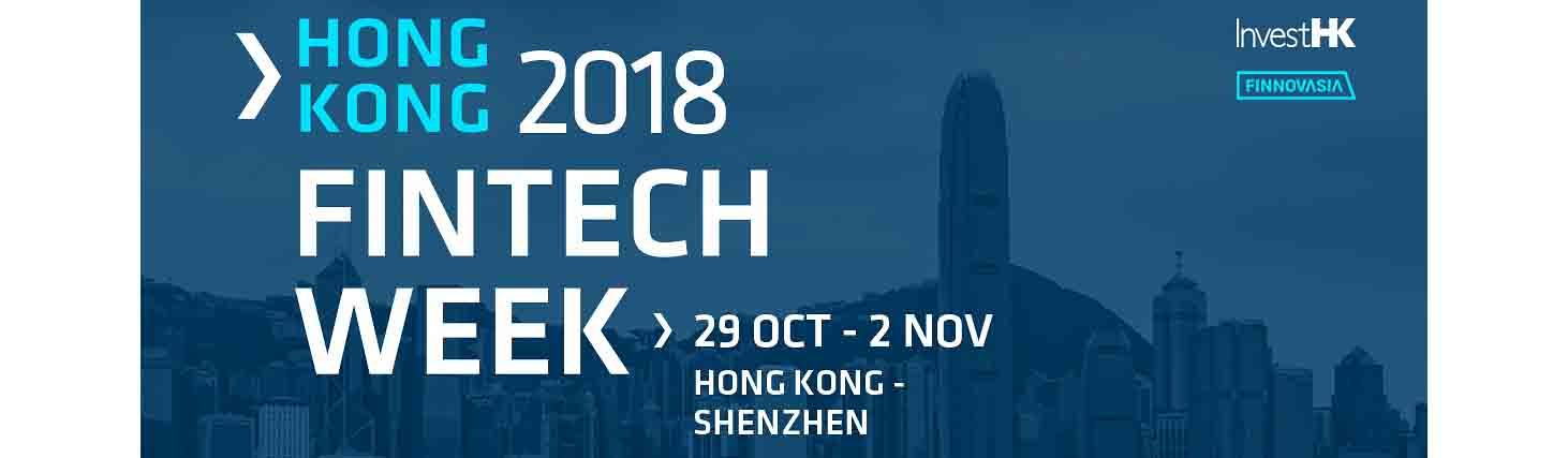HKFBS & FINNOVASIA - Hong Kong FinTech Week 2018