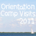 Orientation Camp Visits 2011