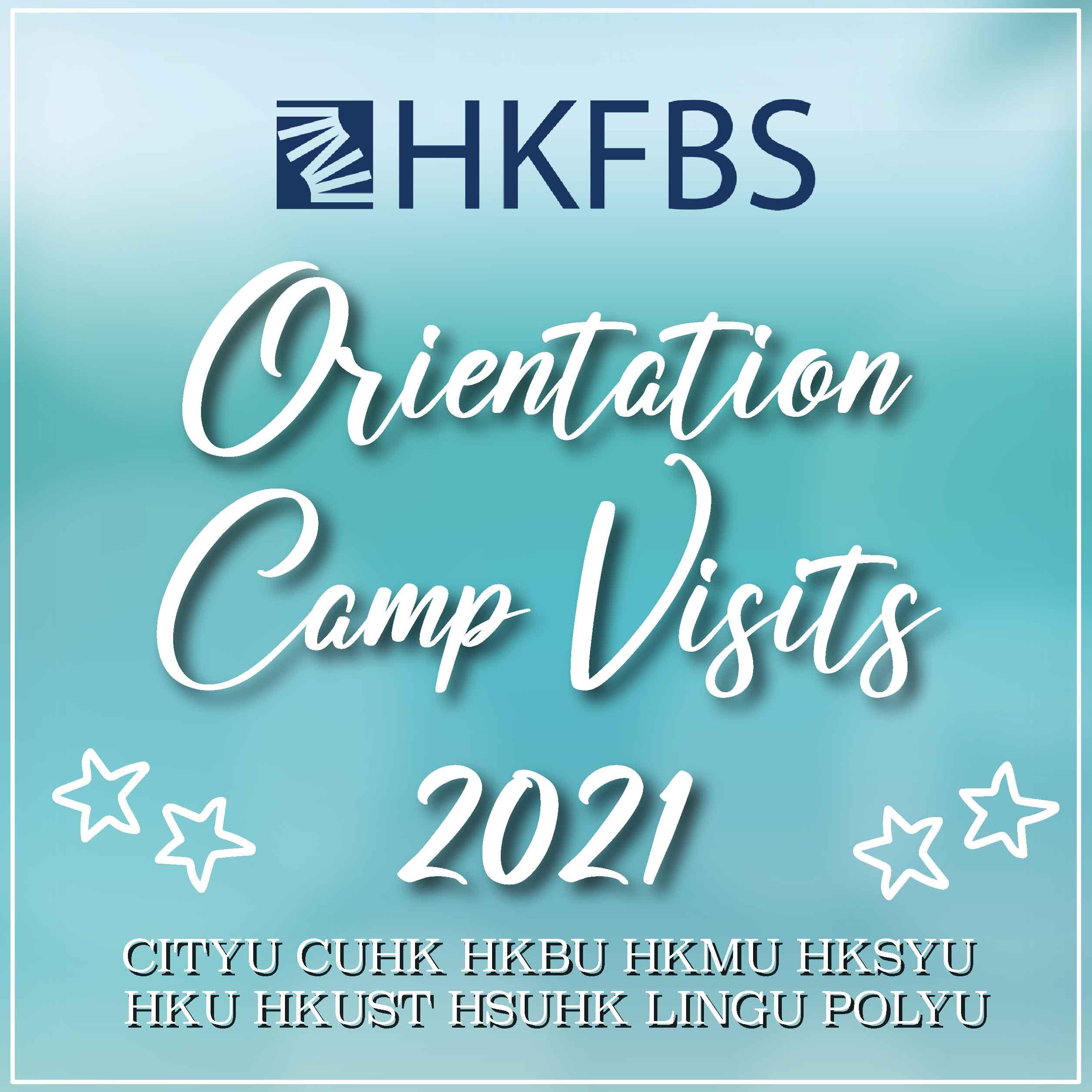 Orientation Camp Visits 2021