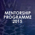 Mentorship Programme 2015