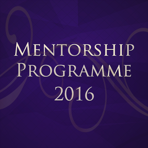 Mentorship Programme 2016 (Stepping Stone to Success Scheme 2016)