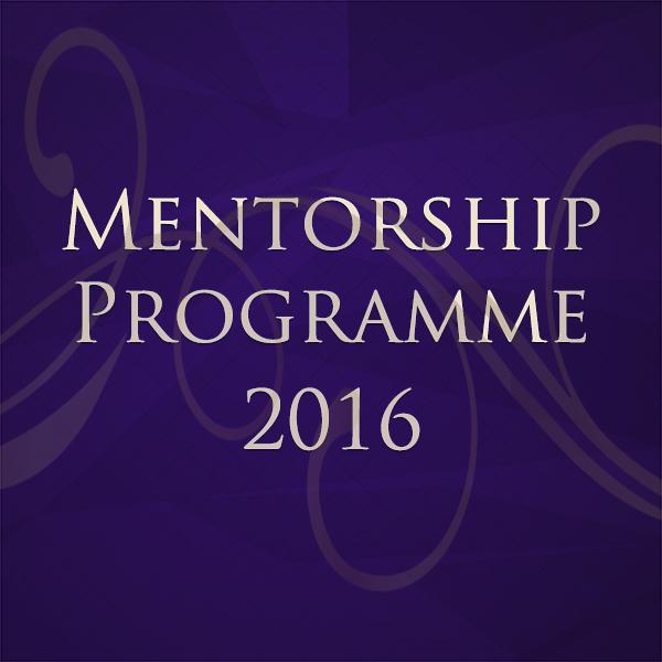Mentorship Programme 2016