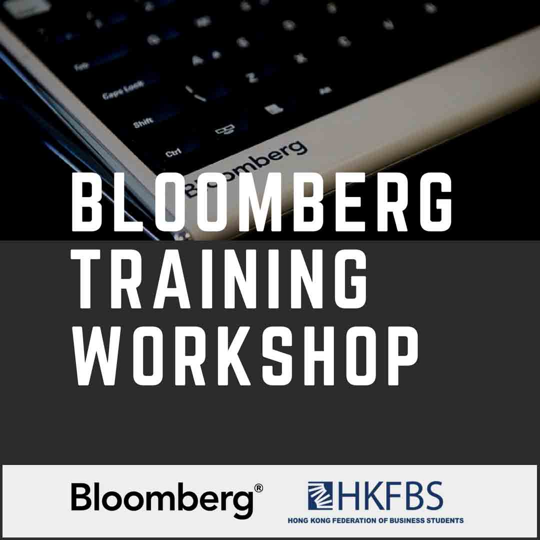 Bloomberg Training Workshop