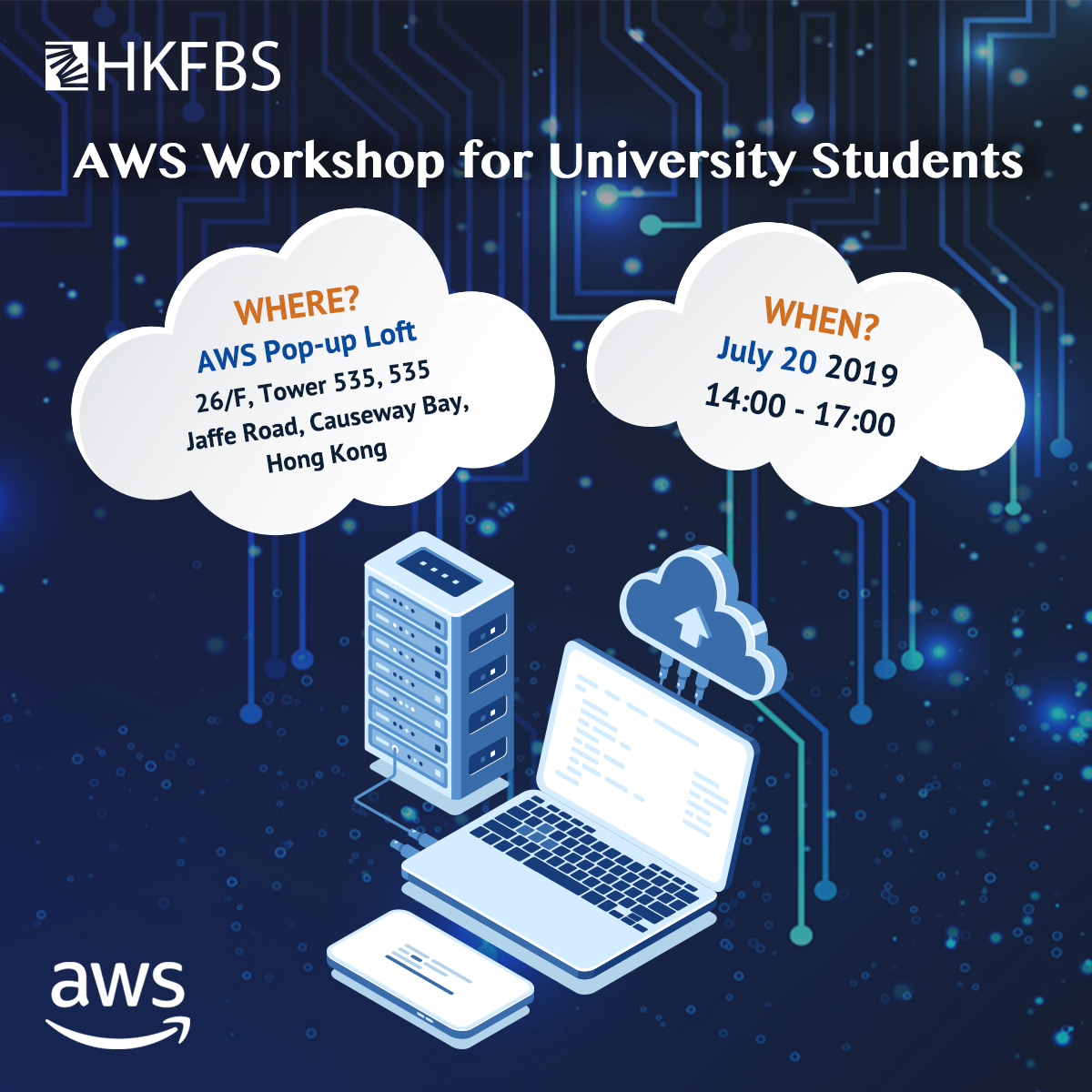 AWS Workshop for University Students
