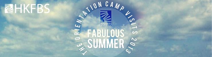Orientation Camp Visits 2013