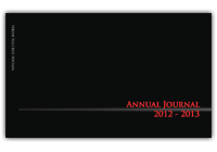 Annual Journal 2013